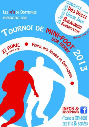 dottignies,concert,mini-foot,tournoi,mouscron,2013